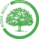 BOMA BEST - Certified