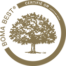 BOMA BEST - Certified Gold