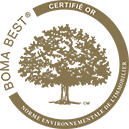 BOMA BEST - Certifié or